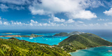 Virgin Gorda in the British Virgin Islands of the Carribean Photographic Print by Sean Pavone