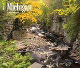 Michigan, Wild & Scenic Deluxe - 2018 Calendar Calendars