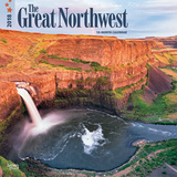 The Great Northwest - 2018 Calendar Kalenders