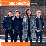 One Direction - 2018 Calendar Calendars