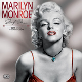 Marilyn Monroe Faces - 2018 Calendar Calendriers