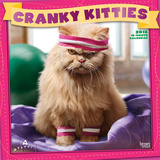 Cranky Kitties - 2018 Calendar Calendars