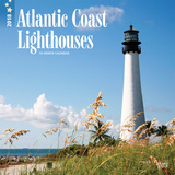 Lighthouses, Atlantic Coast - 2018 Calendar Calendars