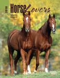 Horse Lovers - 2018 Planner Kalenders