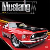 Mustang - 2018 Calendar Calendars
