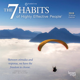 The 7 Habits of Highly Effective People - 2018 Mini Calendar Kalenders