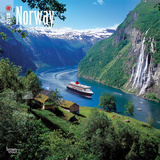 Norway - 2018 Calendar Calendarios