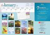 The 7 Habits of Highly Effective People - 2018 Desk Pad Calendar Kalenders