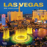 Las Vegas - 2018 Mini Calendar Calendarios