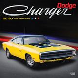 Dodge Charger - 2018 Calendar Calendars