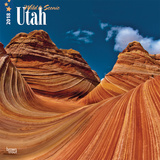 Utah, Wild & Scenic - 2018 Calendar Kalenders