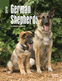 German Shepherds - 2018 Planner Kalenders