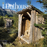 Outhouses - 2018 Mini Calendar Calendriers