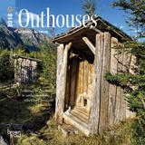 Outhouses - 2018 Mini Calendar Calendarios
