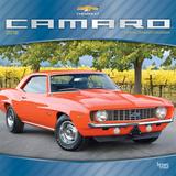 Camaro - 2018 Calendar Calendars