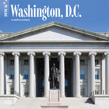 Washington, D.C. - 2018 Calendar Calendarios