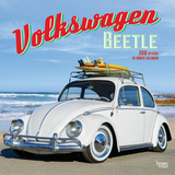 Volkswagen Beetle - 2018 Calendar Calendarios