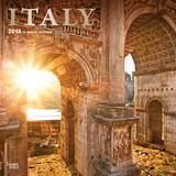 Italy - 2018 Calendar Kalendere