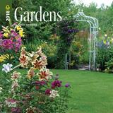 Gardens - 2018 Mini Calendar Kalenders