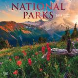 National Parks - 2018 Calendar Calendars