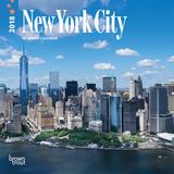 New York City - 2018 Mini Calendar Calendriers
