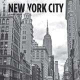 New York City Black & White - 2018 Calendar Kalendere