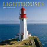 Lighthouses - 2018 Calendar Calendarios