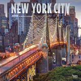 New York City - 2018 Calendar Kalender