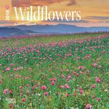 Wildflowers - 2018 Mini Calendar Kalenders