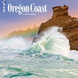 Oregon Coast - 2018 Calendar Kalenders