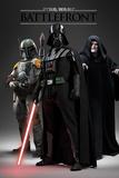 Star Wars Battlefront - Dark Side Posters