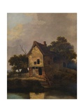 View at Blofield, near Norwich, c1810 Giclee Print by John Crome