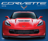 Corvette Deluxe - 2018 Calendar Calendars