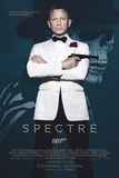 James Bond - Spectre - Skull Poster
