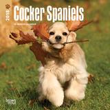 Cocker Spaniels - 2018 Mini Calendar Kalenders