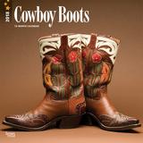 Cowboy Boots - 2018 Calendar Kalenders