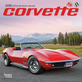 Corvette - 2018 Mini Calendar Calendarios