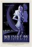 NASA/JPL: Visions Of The Future - Pso J318.5-22 Poster