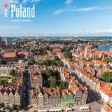 Poland - 2018 Calendar Kalendere