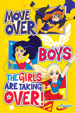 DC Super Hero Girls - Girls Are Taking Over Posters