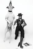 Iconic Images - David Bowie Diamond Dogs Plakat