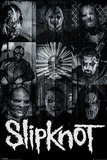 Slipknot - Masks Poster