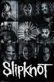 Slipknot - Masks Prints