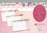 Bonnie Marcus - 2018 Desk Pad Calendar Kalenders
