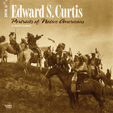 Edward S. Curtis: Portraits of Native Americans - 2018 Calendar Calendriers
