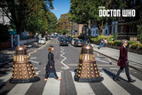 Doctor Who - Abbey Road Posters