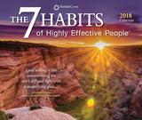 The 7 Habits of Highly Effective People - 2018 Boxed Calendar Kalenders