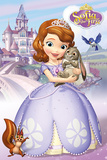 Sofia The First - Characters Stampe