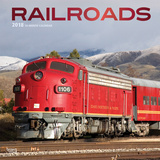 Railroads - 2018 Calendar Calendars