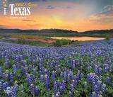 Texas, Wild & Scenic Deluxe - 2018 Calendar Calendars